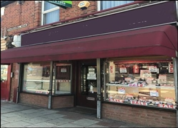 489 SF High Street Shop for Sale  |  3 Church Hill Road, Barnet, EN4 8SY