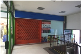 932 SF Shopping Centre Unit for Rent  |  5B The Forum Shopping Centre, Cannock, WS11 1EB
