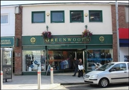 800 SF High Street Shop for Rent  |  47 Murray Road, Workington, CA14 2AB