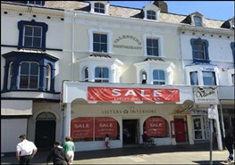 1,274 SF Out of Town Shop for Rent  |  Unit 3-3a, Travelodge Llandudno Hotel, Llandudno, LL30 2DP