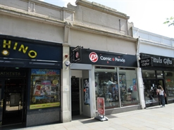 735 SF High Street Shop for Rent  |  57 The Parade, Watford, WD17 1LJ