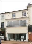 794 SF High Street Shop for Rent  |  7 West Gate, Mansfield, NG18 1RY
