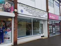 720 SF High Street Shop for Rent  |  153 New Road, Rubery, B45 9JW