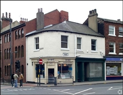 297 SF High Street Shop for Rent | 31A Great George Street, Leeds, LS1 3BB