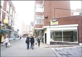 2,342 SF High Street Shop for Rent  |  Princess House, Shrewsbury, SY1 1JZ