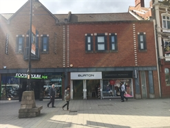 2,784 SF High Street Shop for Rent | 67 Park Street, Walsall, WS1 1LY
