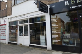 665 SF High Street Shop for Rent  |  63 Ham Street, Richmond, TW10 7HW