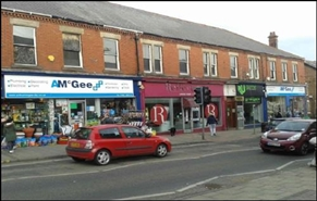 2,696 SF High Street Shop for Rent  |  Unit 4, Prudhoe, NE42 5HJ