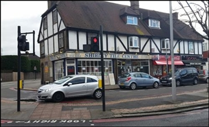 1,162 SF High Street Shop for Rent  |  284 - 286 Wickham Road, Croydon, CR0 8BJ