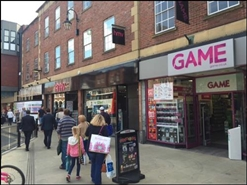 2,672 SF High Street Shop for Rent  |  46 Foregate Street, Chester, CH1 1HA