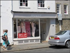1,028 SF High Street Shop for Rent  |  39 North Street, Chichester, PO19 1LX