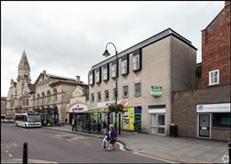 4,004 SF Shopping Centre Unit for Rent  |  Unit 1 & 2 Castle Place Shopping Centre, Trowbridge, BA14 8AL