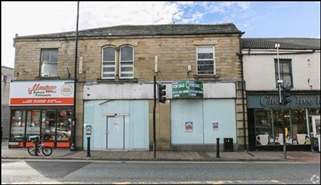 2,383 SF High Street Shop for Sale  |  3 - 5 Westgate, Heckmondwike, WF16 0HE