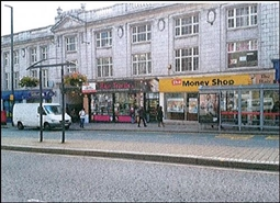 1,009 SF High Street Shop for Rent  |  21  - 23 The Headrow, Leeds, LS1 6PU