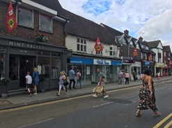1,060 SF High Street Shop for Rent  |  107 High Street, Sevenoaks, TN13 1UP