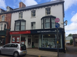 388 SF High Street Shop for Rent  |  Carlton House, Llandrindod Wells, LD1 5ET