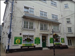 1,205 SF Out of Town Shop for Rent  |  Unit 1, Charlton House, Teignmouth, TQ14 8AL