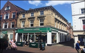 1,595 SF High Street Shop for Rent  |  5 Greengate Street, Stafford, ST16 2HN