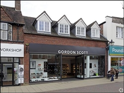 3,148 SF High Street Shop for Rent  |  45 - 47 High Street, Solihull, B91 3SJ