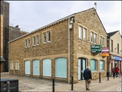 1,981 SF High Street Shop for Sale  |  45 Southgate, Elland, HX5 0DD
