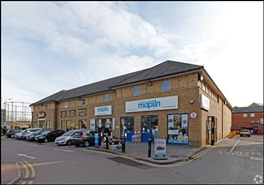 1,150 SF Retail Park Unit for Rent  |  24 - 30 Springfield Road, Chelmsford, CM2 6JX