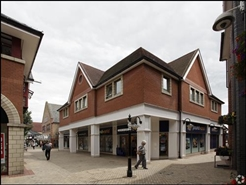 257 SF Shopping Centre Unit for Rent  |  Unit 14, George Yard Shopping Centre, Braintree, CM7 1RB