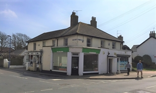 475 SF High Street Shop for Rent  |  109 High Street, Chichester, PO20 0QB