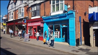 630 SF High Street Shop for Rent  |  35 Potter Street, Bishops Stortford, CM23 3UH