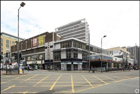 301 SF Shopping Centre Unit for Rent  |  Merrion Centre, Leeds, LS2 8NG