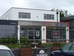 250 SF High Street Shop for Rent  |  Unit D, 2 Maengwyn Ave, Deeside, CH5 4UQ
