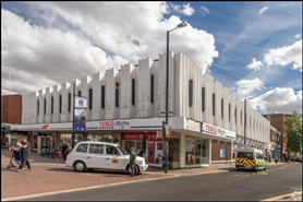 3,888 SF High Street Shop for Rent  |  Units A-E, Bedford, MK40 1PX