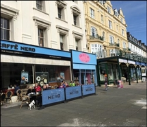 328 SF High Street Shop for Rent  |  6 St Georges Place, Llandudno, LL30 2NR