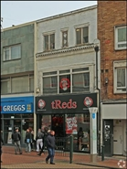 634 SF High Street Shop for Rent  |  58 Old Christchurch Road, Bournemouth, BH1 1LL