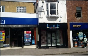 950 SF High Street Shop for Rent  |  1A South Street, Bishops Stortford, CM23 3AB