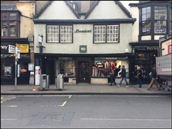 702 SF High Street Shop for Rent  |  130 High Street, Oxford, OX1 4DH