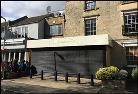 2,019 SF High Street Shop for Rent  |  6 South Parade, Oxford, OX2 7JR