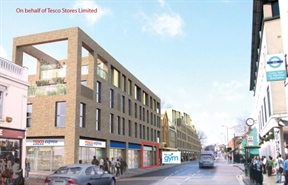 1,462 SF High Street Shop for Rent  |  Sublet Unit, Greenwich, SE10 9SW