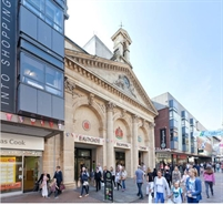 1,931 SF Shopping Centre Unit for Rent  |  20 Eastgate Street, Gloucester, GL1 1PA