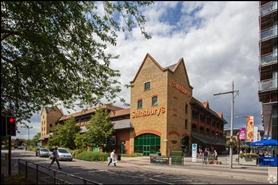 1,270 SF Shopping Centre Unit for Rent  |  New Zealand, Walton On Thames, KT12 1GH