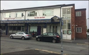980 SF High Street Shop for Rent  |  9B Altway, Liverpool, L10 3JA