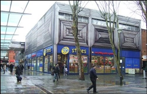3,360 SF Shopping Centre Unit for Rent  |  15 - 17 Havelock Square Brunel Shopping Centre, Swindon, SN1 1LF