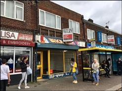 542 SF Out of Town Shop for Rent   277 East Prescot Road, Liverpool, L14 2DB