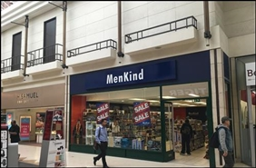1,067 SF Shopping Centre Unit for Rent  |  Unit 12, St Anns Shopping Centre, Harrow, HA1 1AR