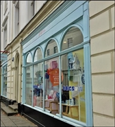 840 SF High Street Shop for Rent  |  And Part 21 Promenade, Cheltenham, GL50 1LE
