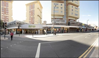 4,588 SF Shopping Centre Unit for Rent | The Ridings Shopping Centre, Wakefield, WF1 1US