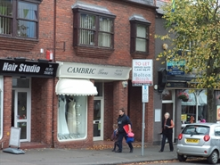 583 SF High Street Shop for Rent  |  43 High Street, Mold, CH7 1BQ