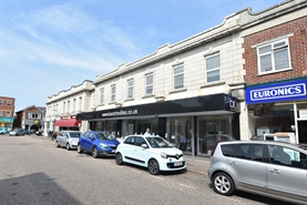 3,302 SF High Street Shop for Rent  |  Post Office Buildings, Bournemouth, BH9 1BJ