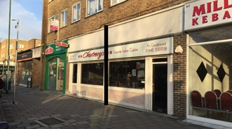 557 SF High Street Shop for Rent  |  79 Waterhouse Street, Hemel Hempstead, HP1 1ED
