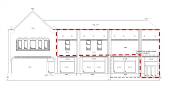 3,559 SF Shopping Centre Unit for Rent  |  Unit 10a, The Pavilion Shopping Centre, Tonbridge, TN9 1SD