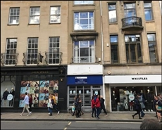 912 SF High Street Shop for Rent  |  8 High Street, Oxford, OX1 4AB